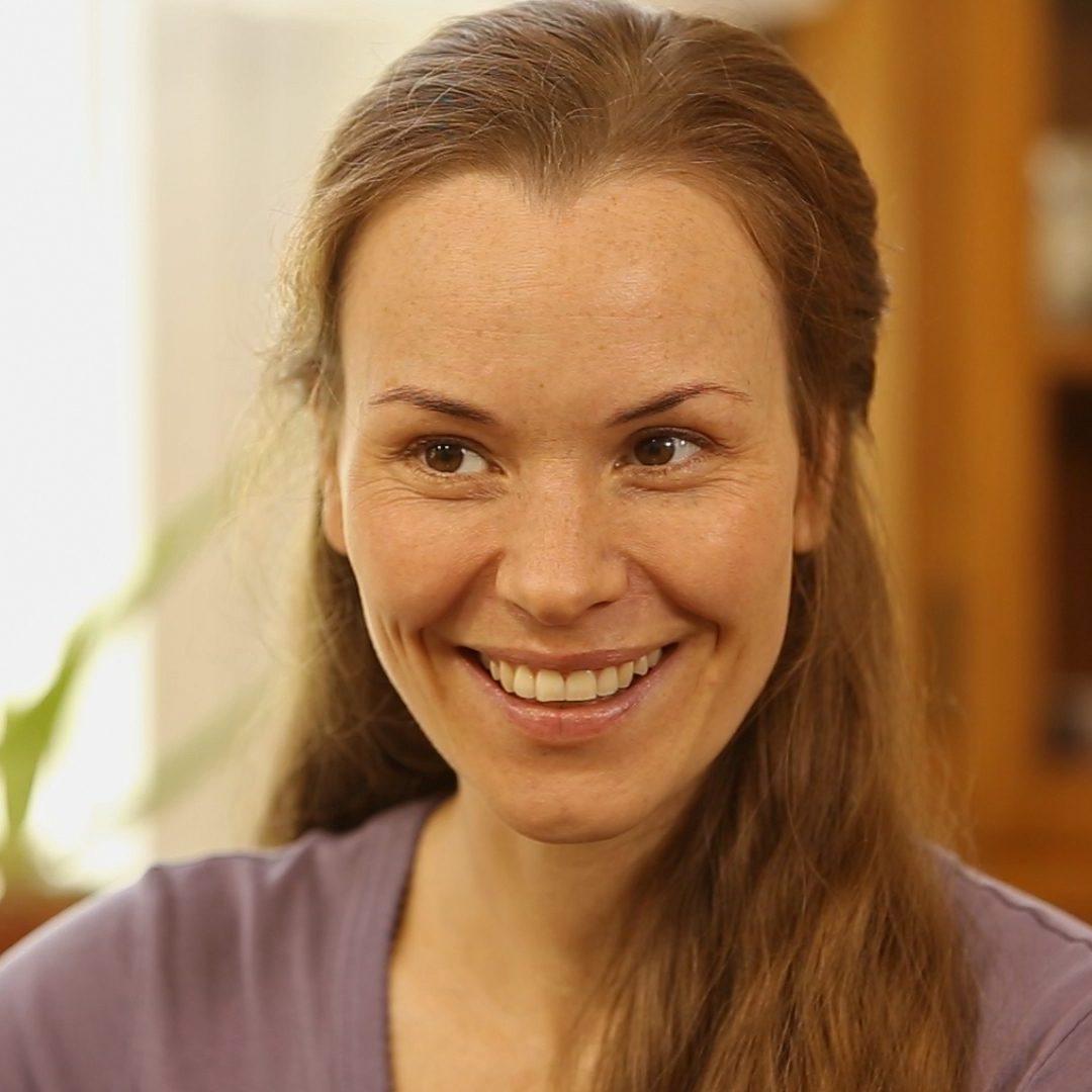 """Antonia Bergmann (Cast) , copyright: Thomas Busse, """"Lisa und der Maler"""""""