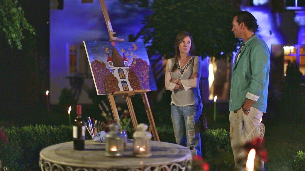 Lisa und der Maler – Szenenfoto , copyright: Thomas Busse