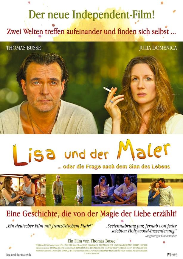 Lisa Und Der Maler Official Movie Website Offizielle